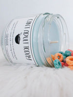 Sweet, Sugary Scented Soy Candle by Evil Queen
