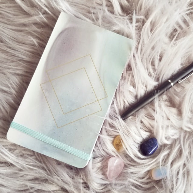 Geometric Small Notepad