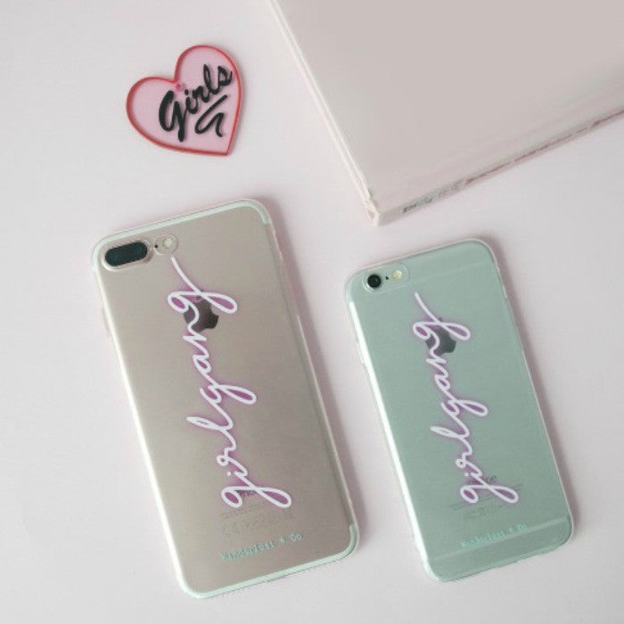 iPhone 7 & 7+ Girlgang case