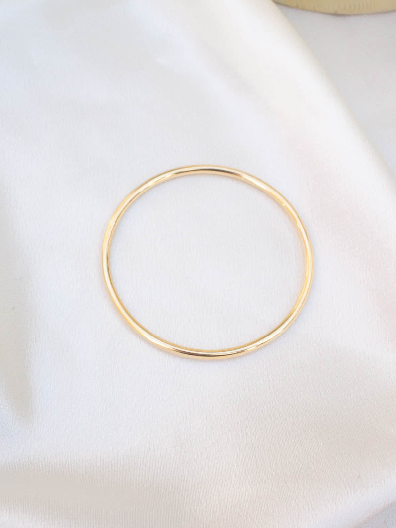 HARPER MADE . GOLD BANGLE