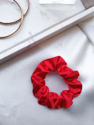 Luxe Mini Silk Lolita Scrunchie | I'm With The Band