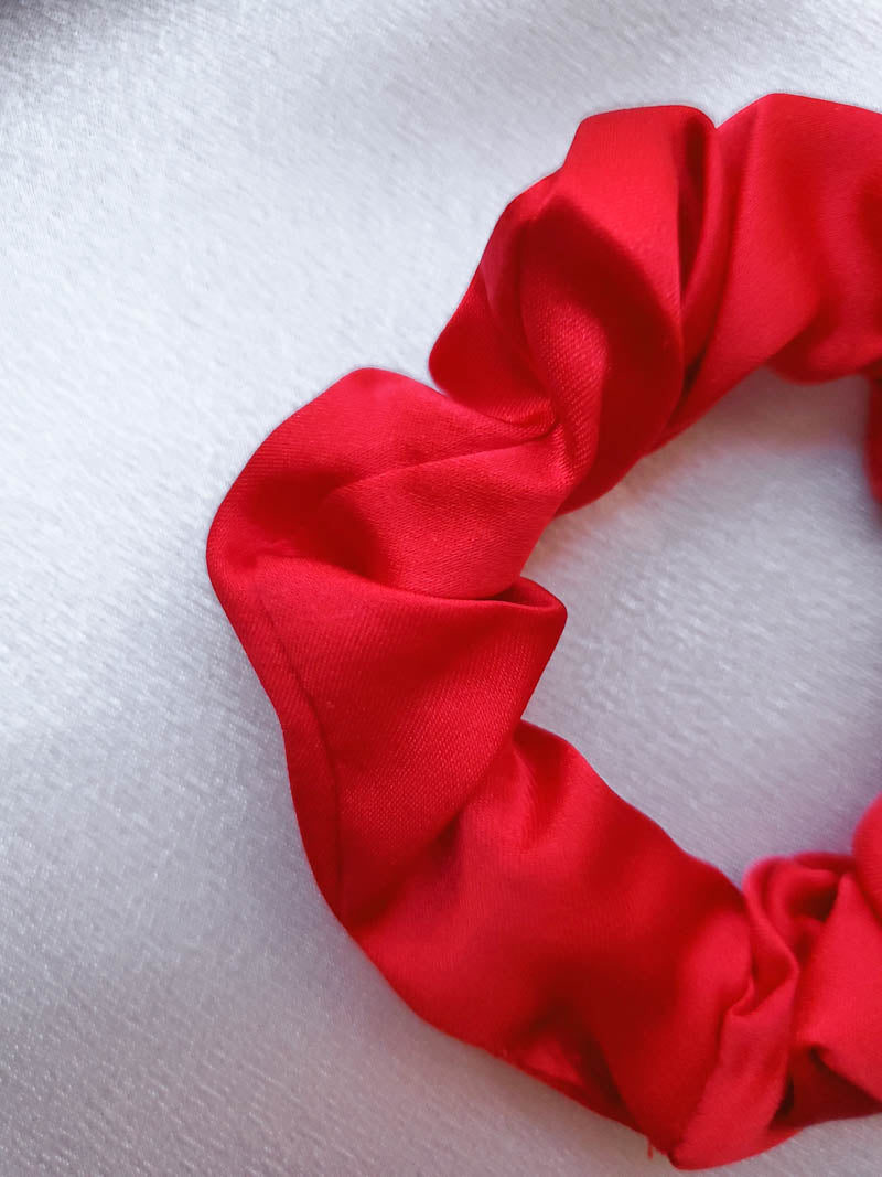 Lolita Silk Scrunchie by I'm With The Band