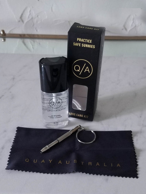 Quay Sunglasses Cleaning Kit