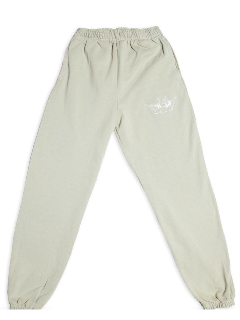 Boys Lie Choose Me Sweatpants with Embroidered Detail