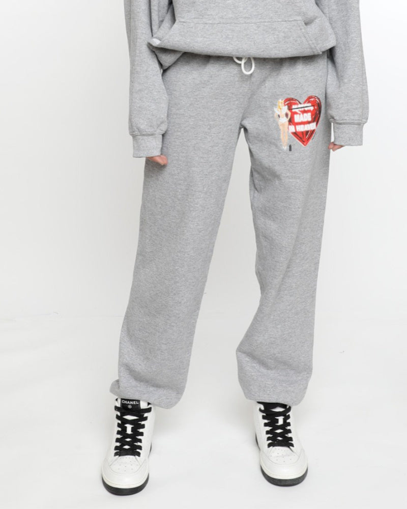 BOYS LIE . MATCH MADE IN HEAVEN SWEATPANTS