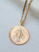 O Mary Necklace by The Obcessory
