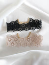 Frasier Sterling Lace Chokers