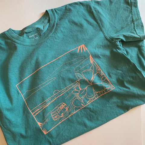 Sunset Cruise Tee