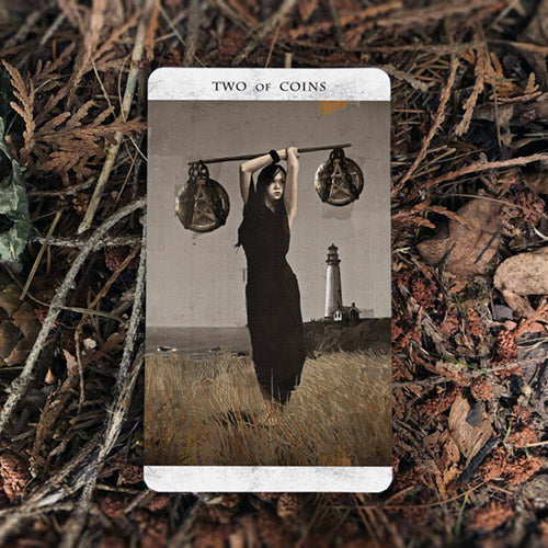 Darkness of Light Tarot Deck (3rd Edition)