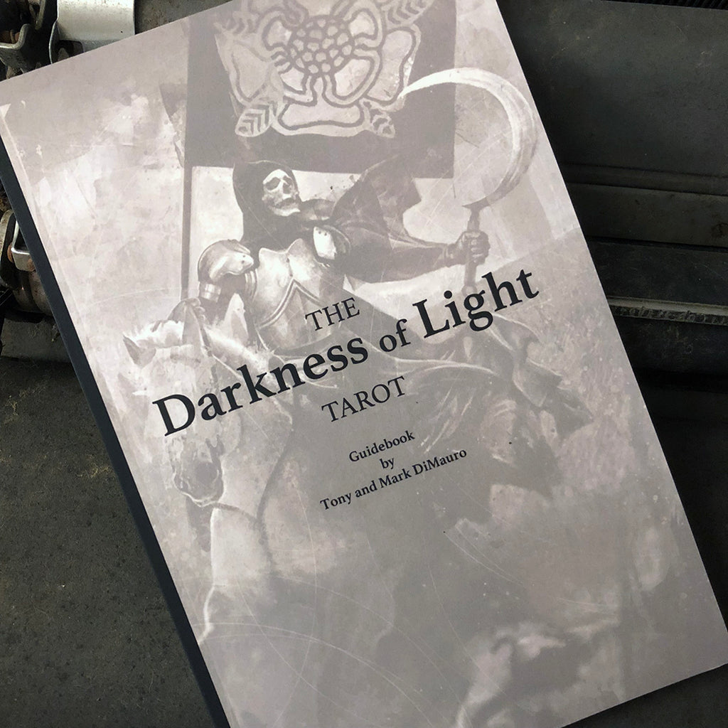 Darkness of Light Tarot Guidebook