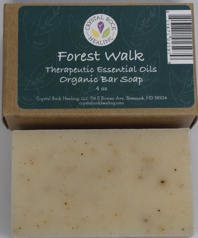 Forest Walk Bar Soap 4oz