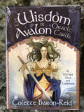 The Wisdom Deck of Avalon Oracle Cards