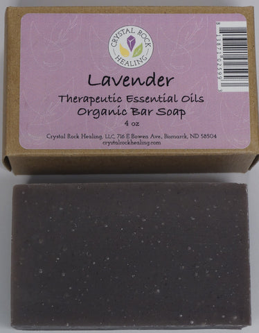 Lavender Bar Soap 4oz