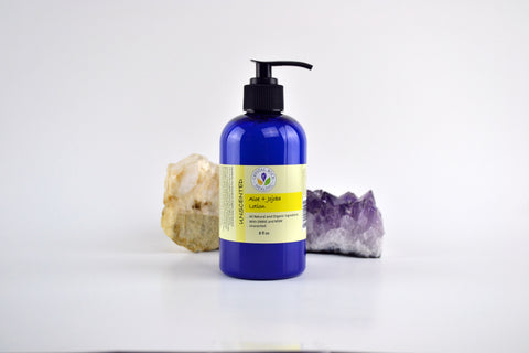 Hand and Body Lotion Unscented 8oz