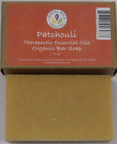 Patchouli Bar Soap 4oz