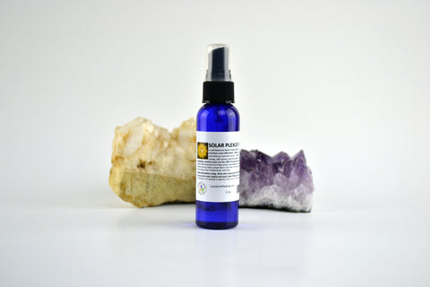 Solar Plexus Essential Oil Spray