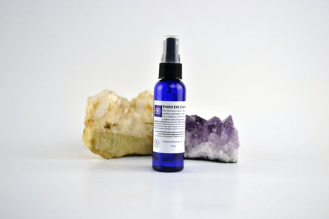 Third Eye Chakra Essential Oil Spray