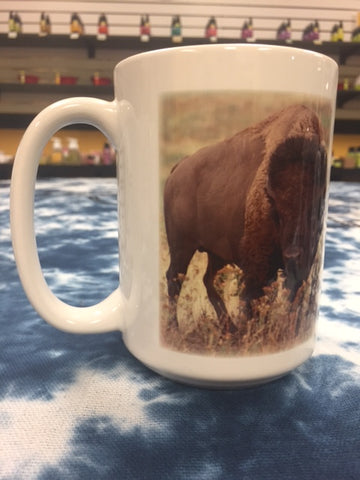 Spirit Animal Cup-The Bison