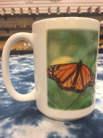 Spirit Animal Cup-The Butterfly