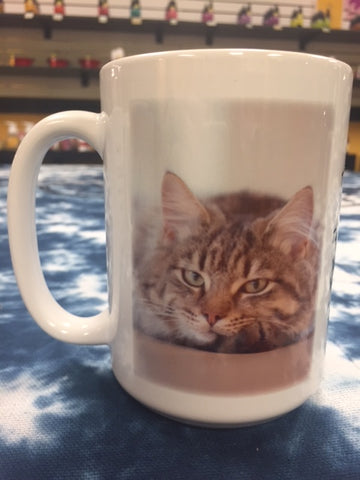 Spirit Animal Cup-The Cat