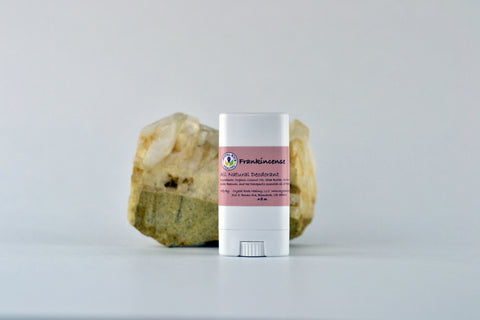All Natural Deodorant Frankincense .5oz