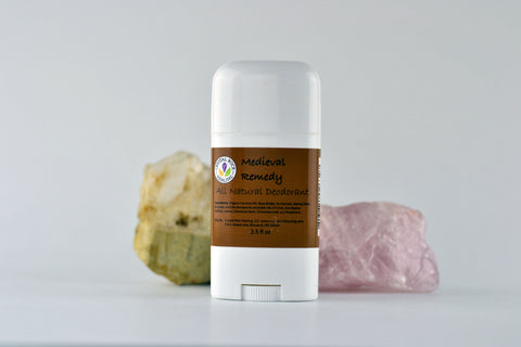 All Natural Deodorant Medieval Remedy 2.5oz
