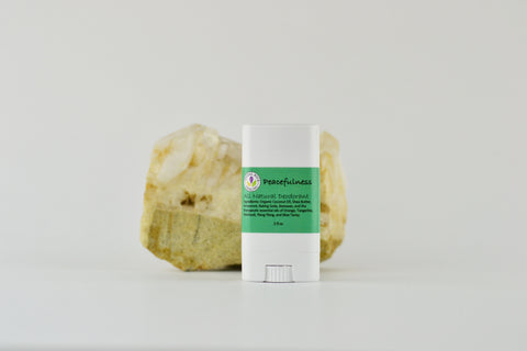 All Natural Deodorant Peacefulness .5oz