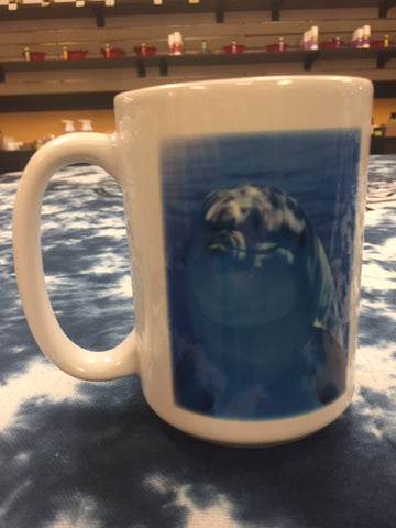 Spirit Animal Cup-The Dolphin