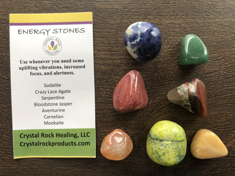 Collection Stones Energy