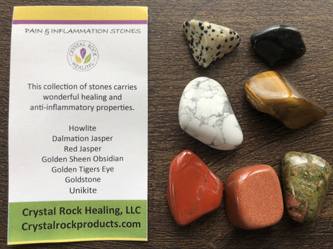 Collection Stones Pain & Inflammation
