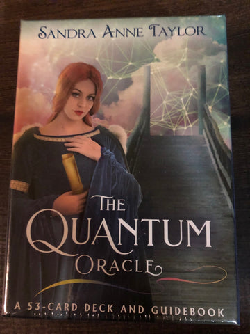 The Quantum Oracle Cards