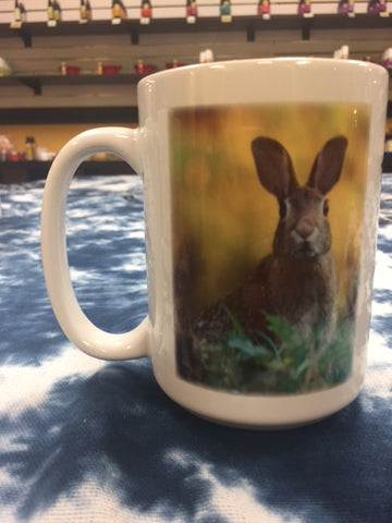 Spirit Animal Cup-The Rabbit