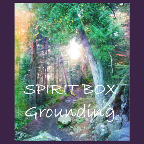 Past Spirit Box™ - Grounding