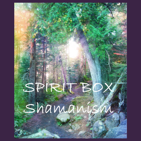 Past Spirit Box - Shamanism