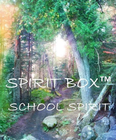 "Spirit Box™-""School Spirit"""