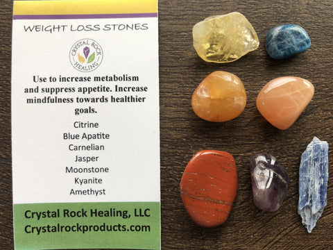 Collection Stones Weight Loss