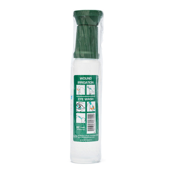 Eyewash Saline with Eye Cup 250ml 10602004