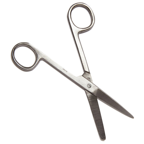 Scissors Sharp Blunt S/Steel 12.5cm 11001001