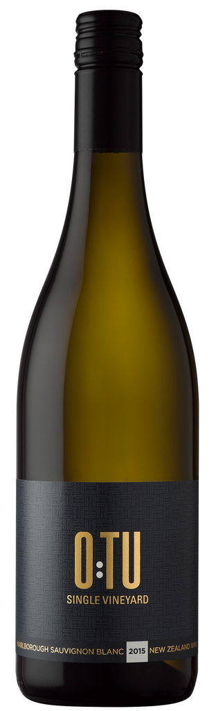 O:TU SINGLE VINEYARD 2015: DOUBLE GOLD WINNER OF SAN FRANCISCO INTERNATIONAL WINE COMPETITION 2016