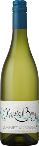 Music Bay Summer Marlborough Sauvignon Blanc