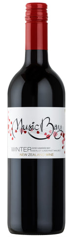 MUSIC BAY WINTER MERLOT CABERNET MALBEC 2016