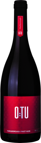 O:TU Marlborough Pinot Noir 2013