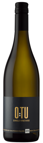 O:TU Single Vineyard Marlborough Sauvignon Blanc