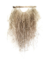 """Tefiti"" Raffia Macrame Wall Hanging - MADE TO ORDER"