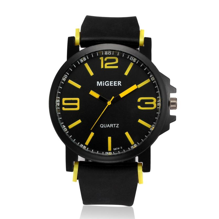 Race inspire Silicone Watch