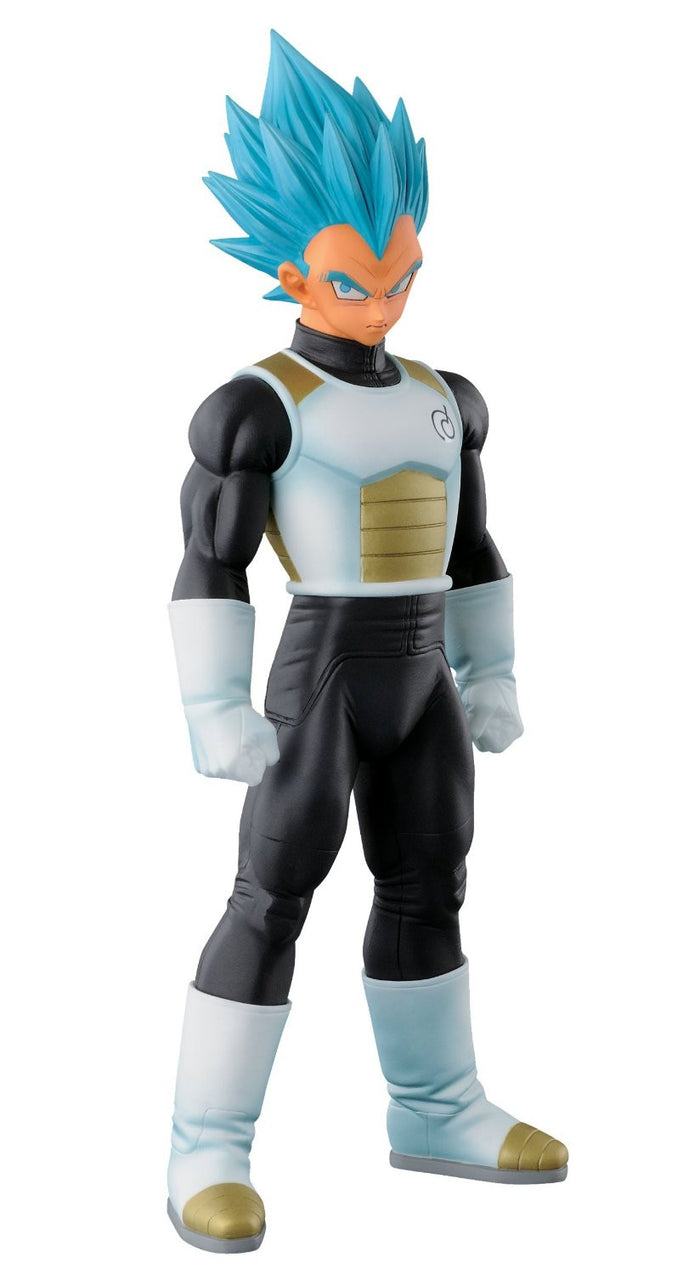 Vegeta super saiyan God collection figure