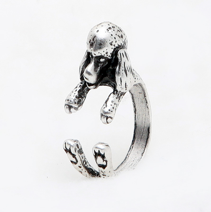 Loyalty French Poodle Ring