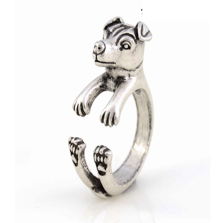 Loyalty Jack Russell Ring