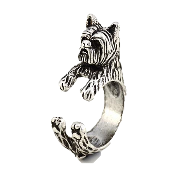 Loyalty Yorkshire Terrier Ring