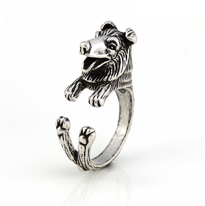 Loyalty Australian Collie Ring